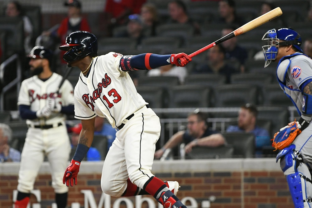 Teheran outduels deGrom, Donaldson powers Braves past Mets