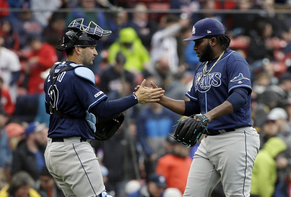 Sale drops to 0-5 as Rays beat Red Sox