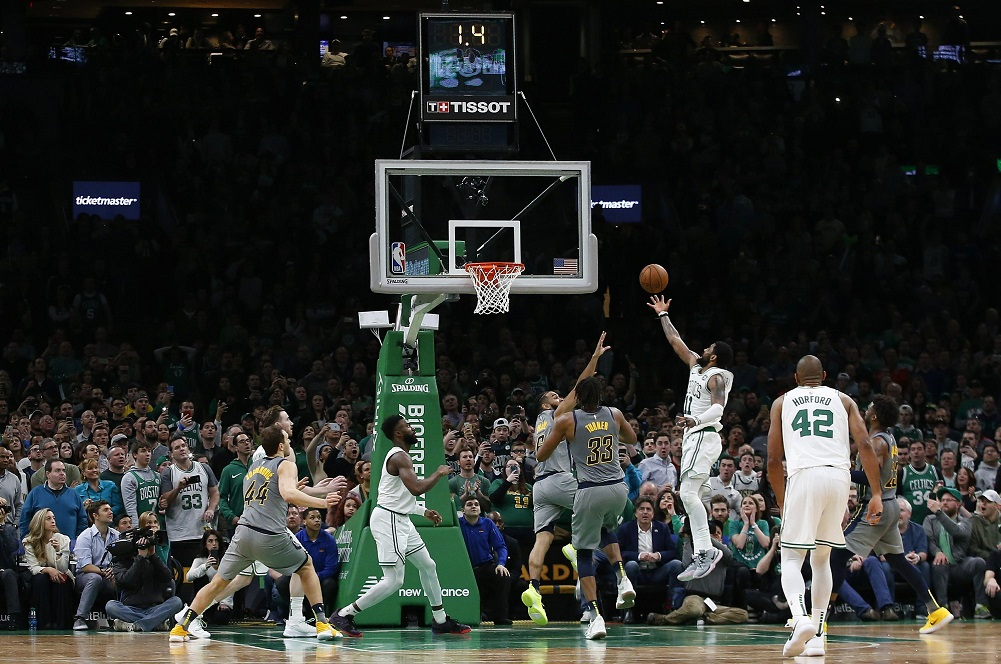 Irving's late layup lifts Celtics over Pacers
