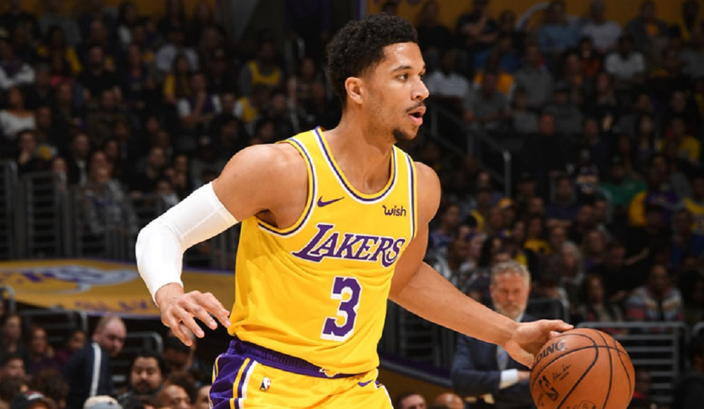 Lakers' Josh Hart done for season with right knee injury