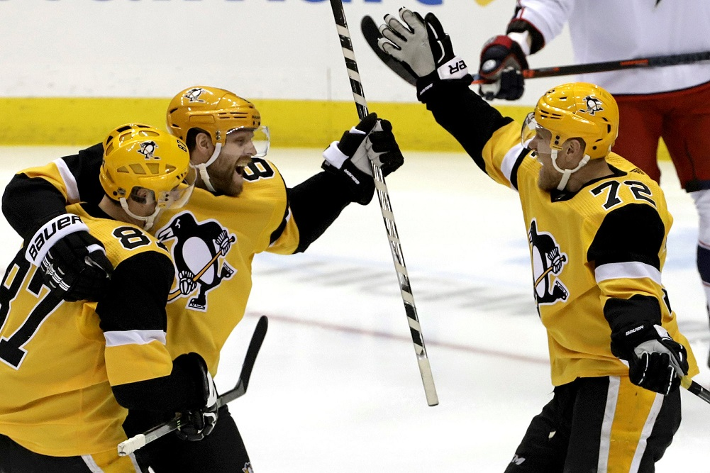 Penguins continue mastery of Blue Jackets