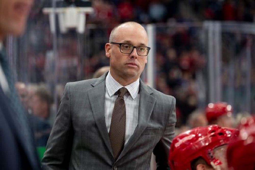 Red Wings, Blashill agree on 2-year contract extension