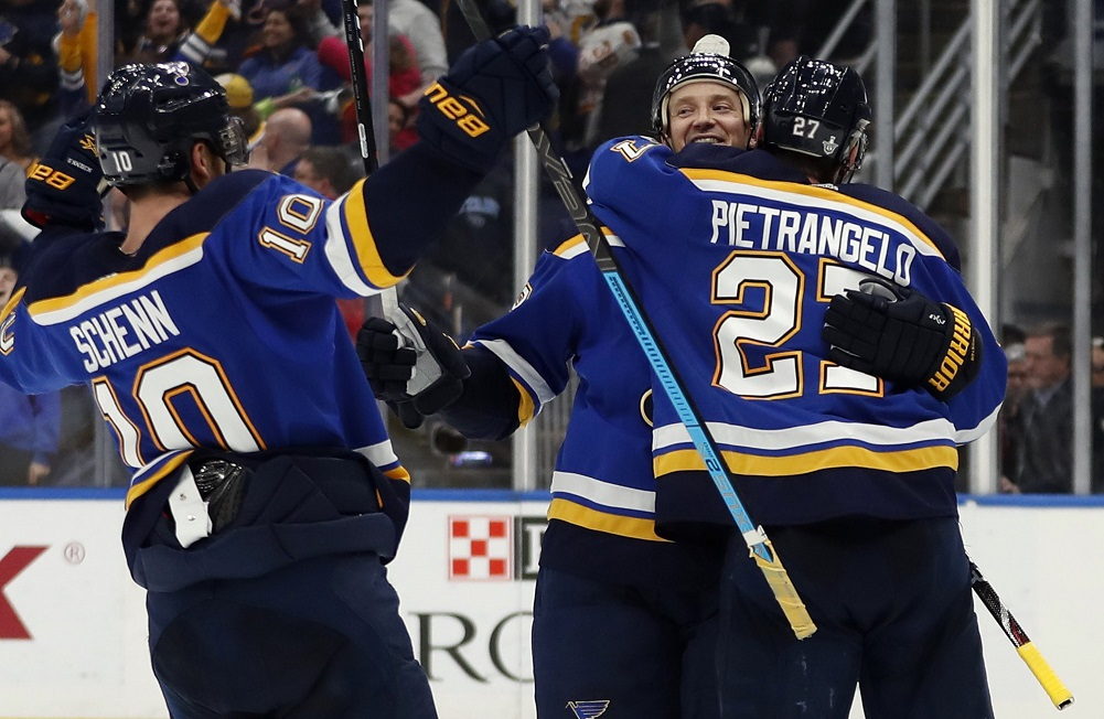 Schwartz leads Blues past Jets in Game 6 to win series