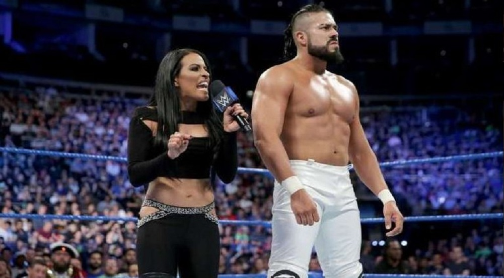 FOX requested Andrade and Zelina move back to WWE SmackDown