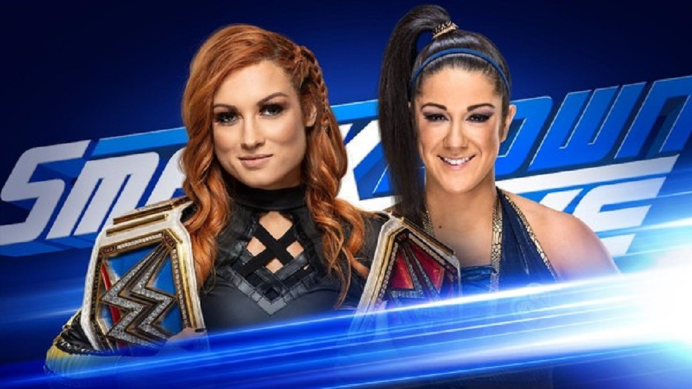 """Becky Lynch & Bayley to wrestle for """"first time ever"""" on WWE SmackDown"""