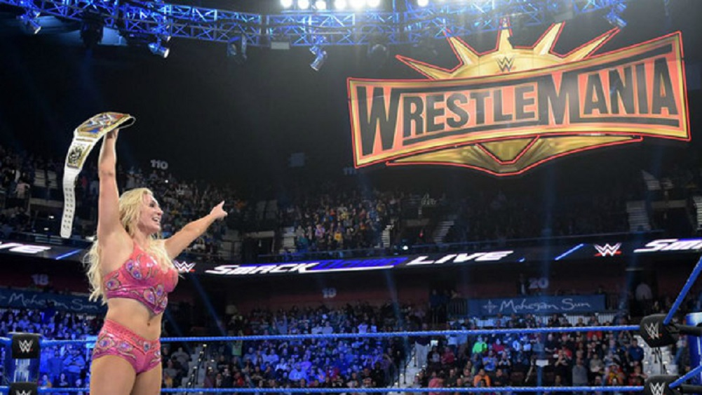 HUGE update on WWE's SmackDown Women's Title plans at WrestleMania 35