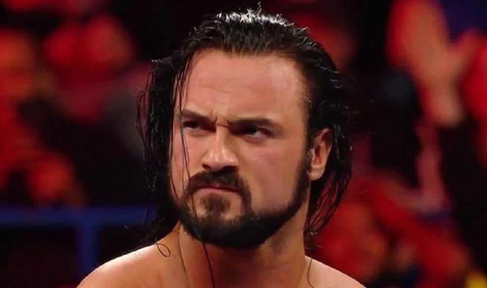 Drew McIntyre suffers injury during WWE SmackDown main event?