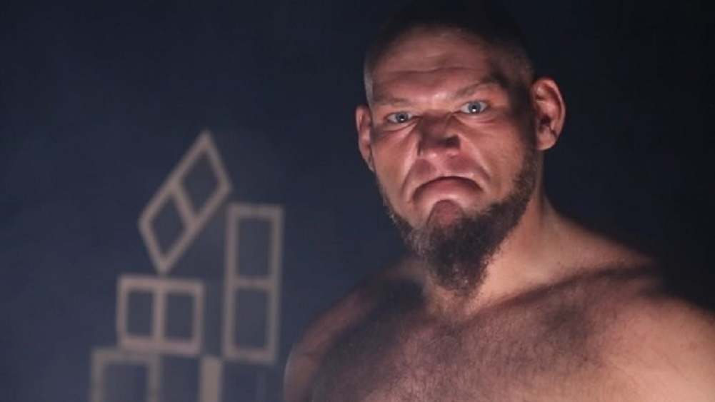 Lars Sullivan returning at Wrestlemania 35?