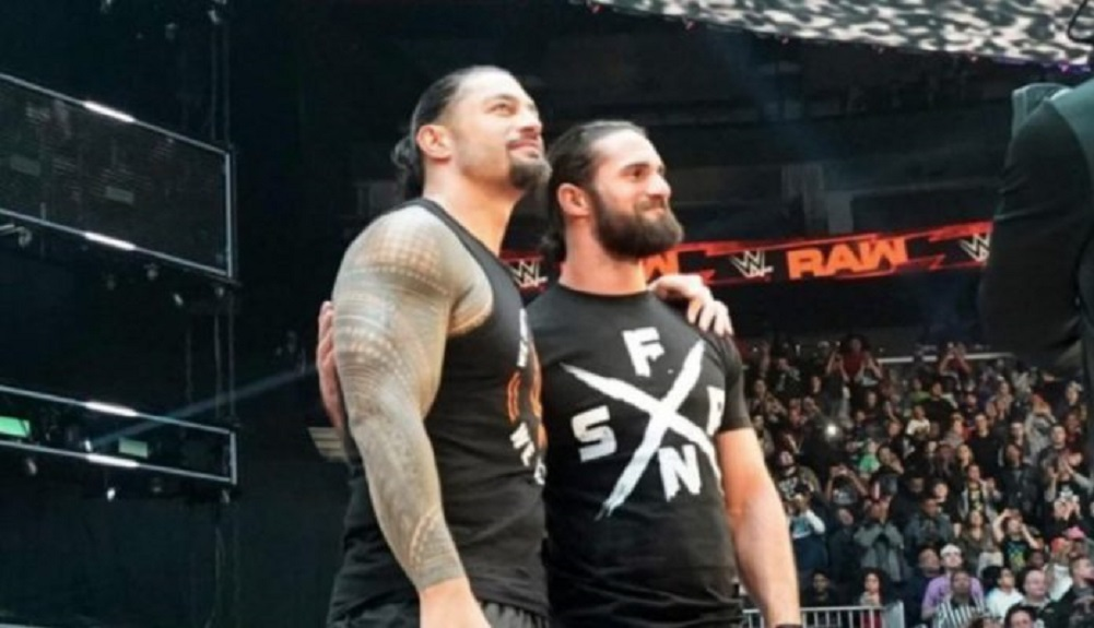 Reigns and Rollins talk about The Shield's farewell
