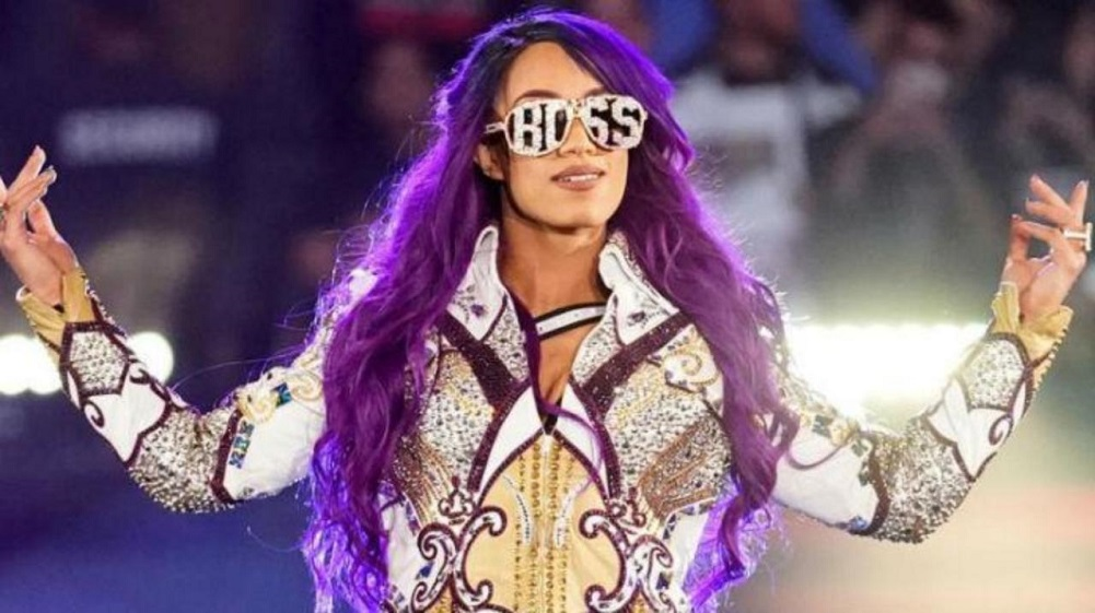 Sasha Banks tells WWE she won't be showing up for work this week