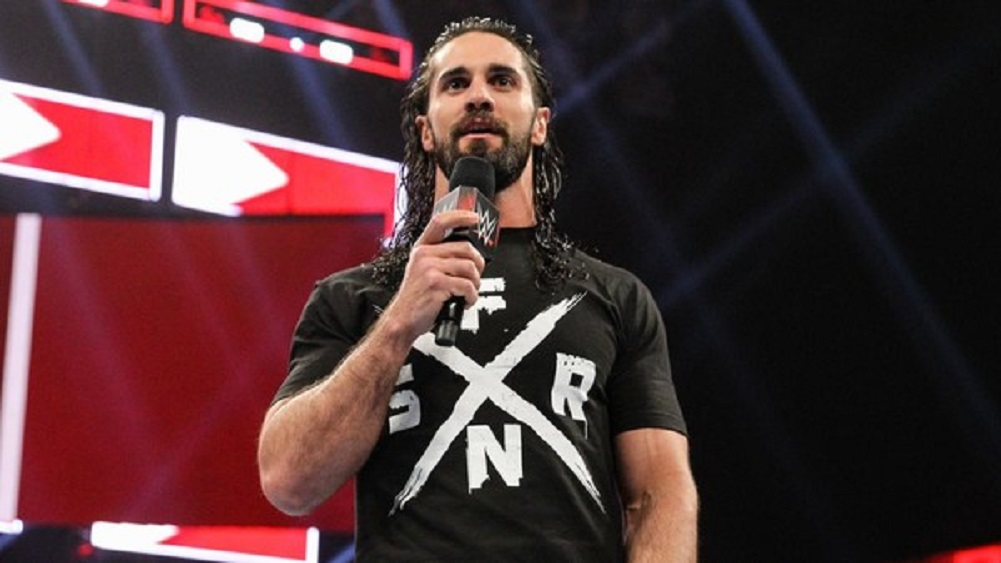 Rollins addresses Shield's final match and Lesnar win
