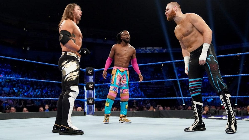 2 mistakes WWE made for this week's SmackDown