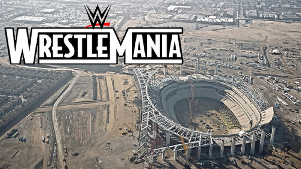 WWE WrestleMania 37 heading to Los Angeles?