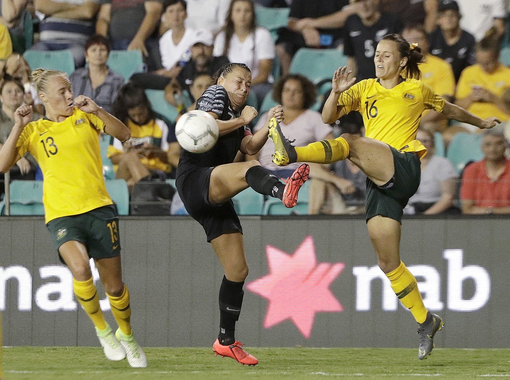 Australia beats Argentina to clinch Cup of Nations title