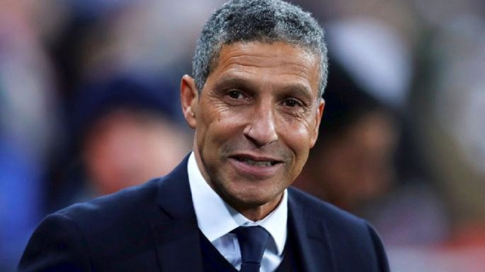 Brighton fires manager Hughton after slump in Premier League