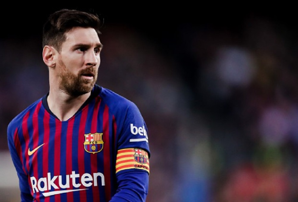 Messi: Barca must say sorry for Liverpool defeat
