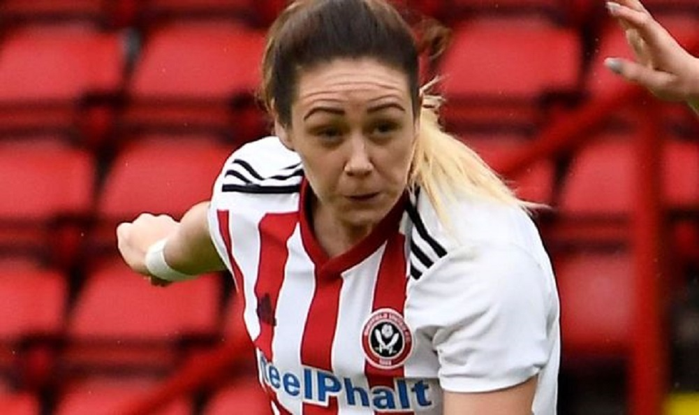 English Women's Championship player fired over racism ban
