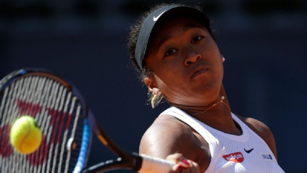Osaka, Halep win opening matches in Madrid
