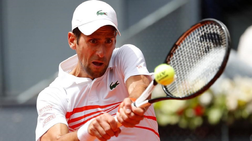 Djokovic, Halep reach third round of Madrid Open