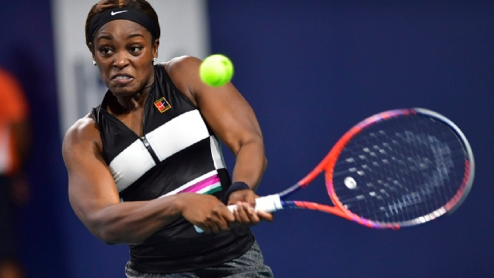 Top-seeded Stephens moves on at Volvo