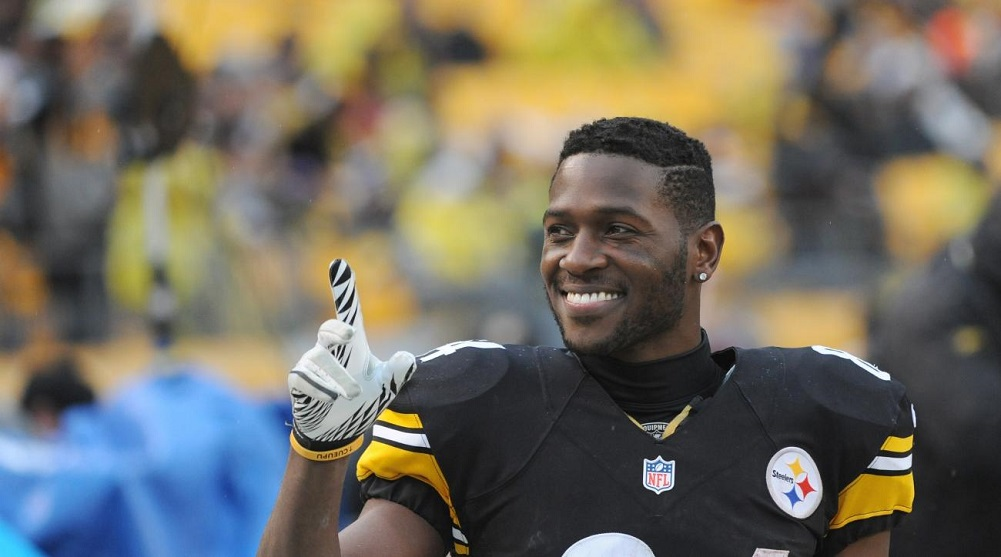 Brown Redoes Deal To Give Steelers Cap Relief