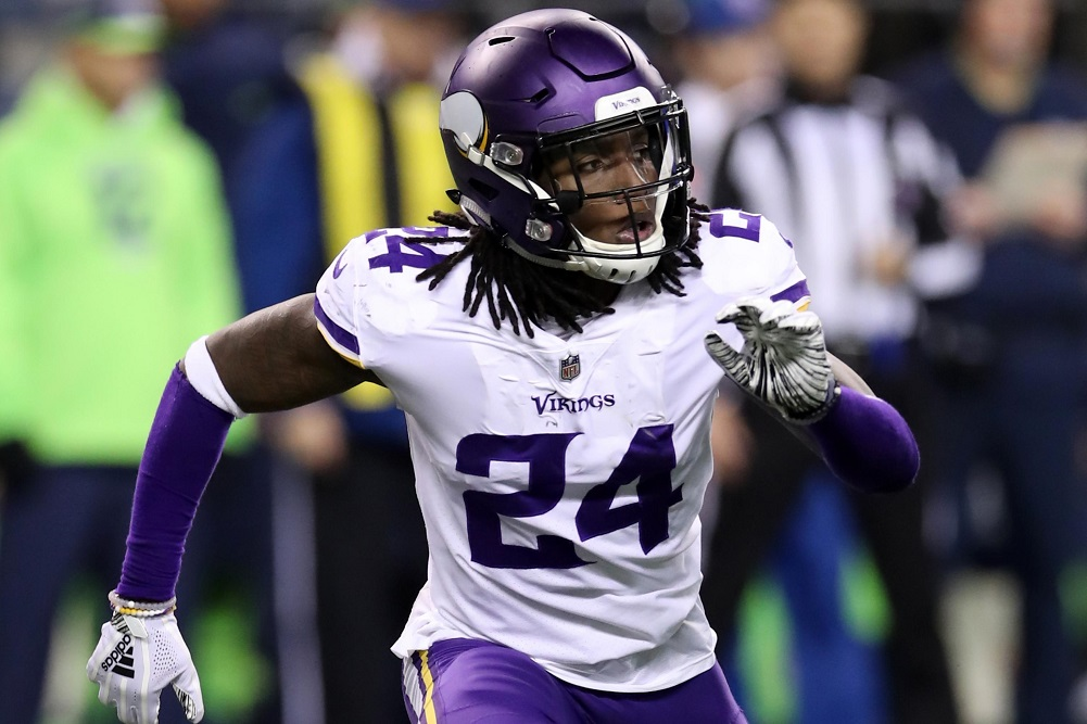 Vikings CB Holton Hill gets another 4-game suspension