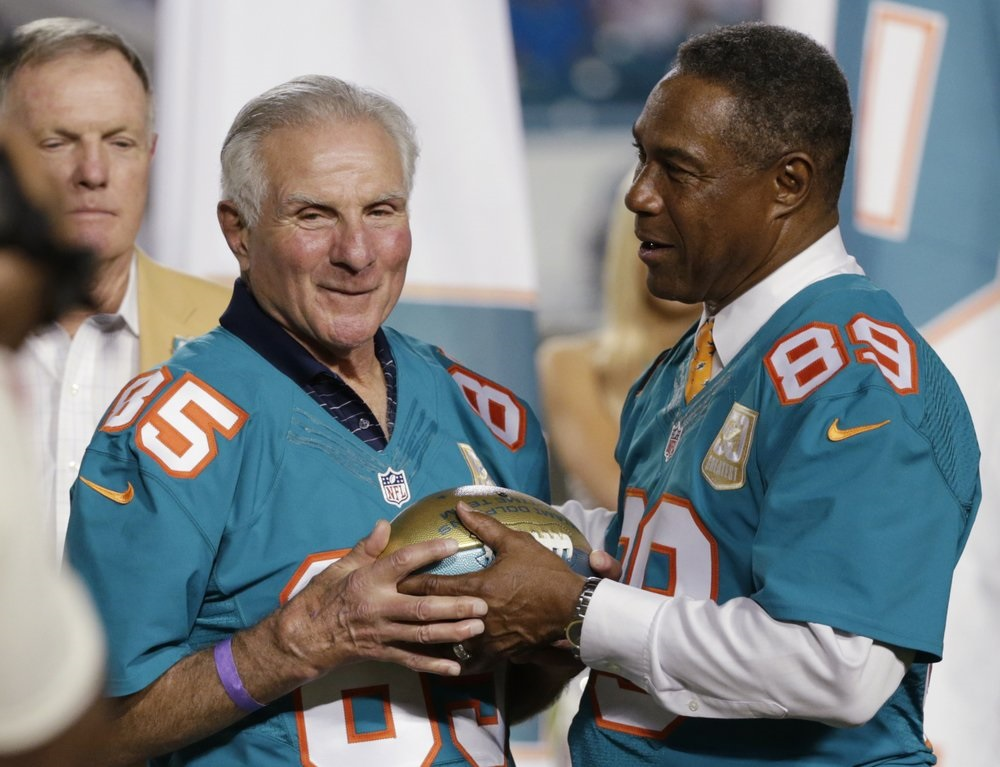 Dolphins Hall of Fame linebacker Buoniconti died at 78