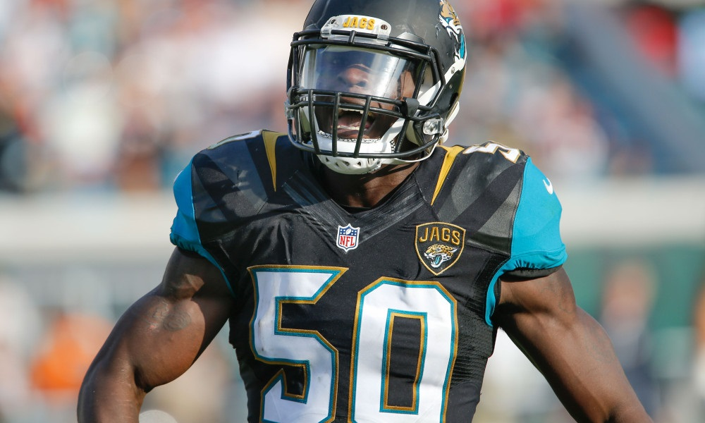 Jaguars fine absent linebacker Smith $88K for missing camp