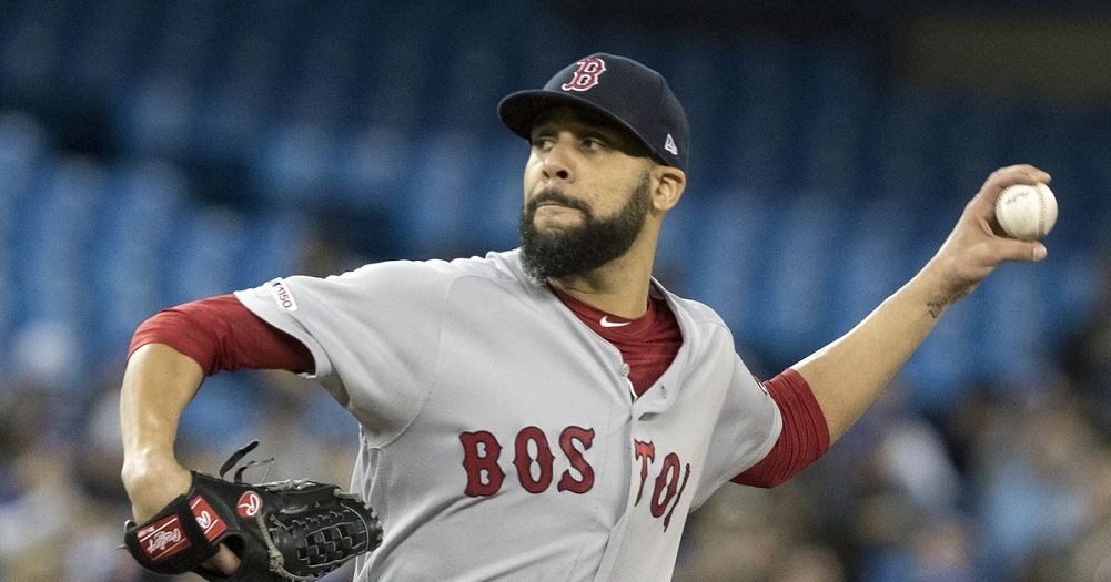 Price returns from injured list, Red Sox beat Jays