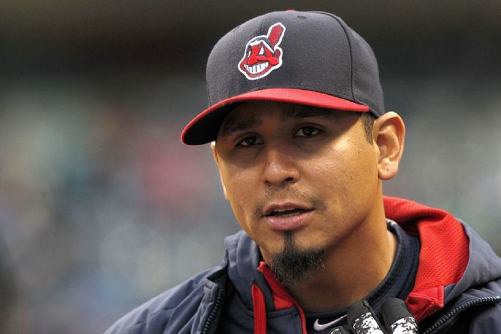 Indians pitcher Carrasco being treated for leukemia