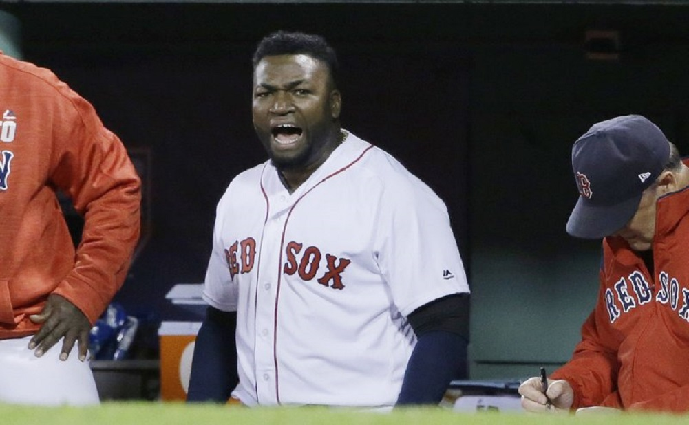 Ex-Boston slugger David Ortiz shot at Dominican Republic bar