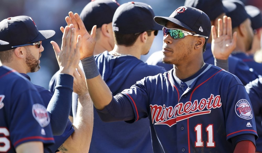 5 Twins' pitchers stop Cleveland's offense