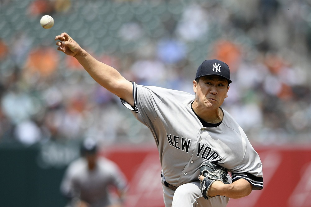 Yankees use bases-loaded walk to beat Orioles for sweep