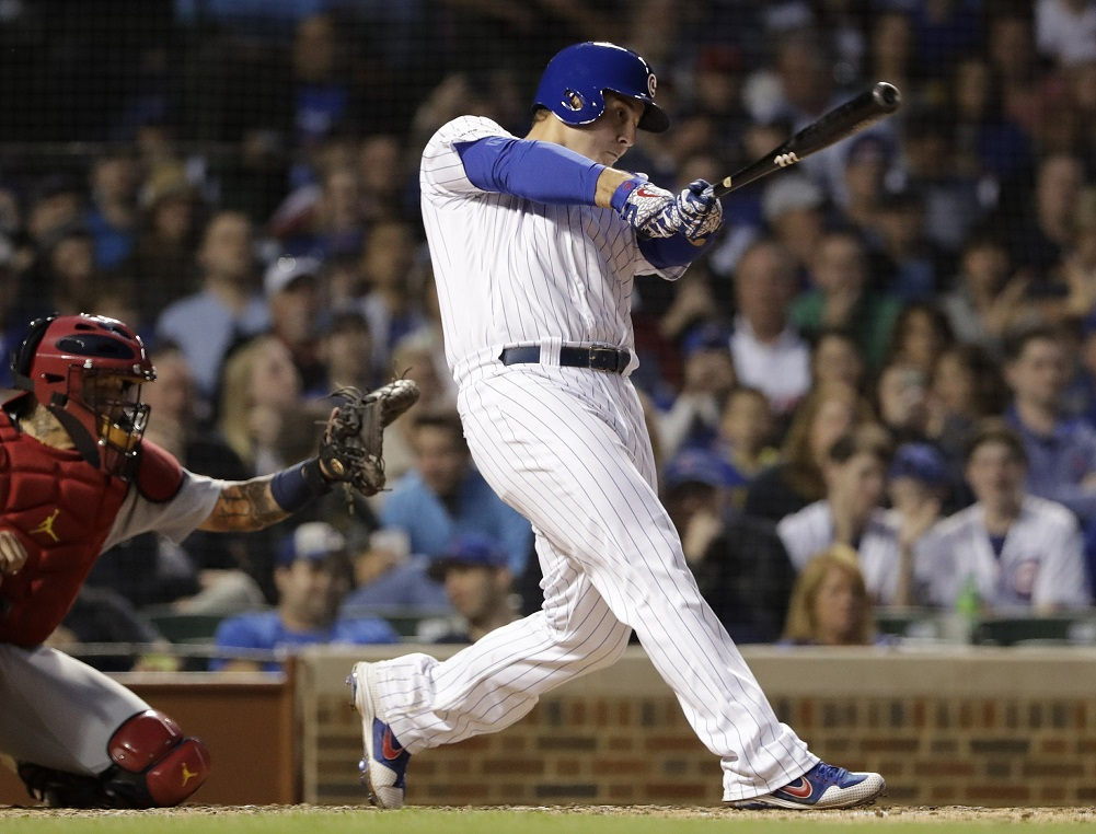 Cubs pound Cardinals for 7th straight win