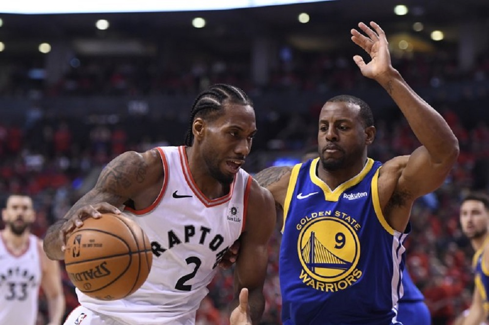 Raptors get second chance at first title in Game 6