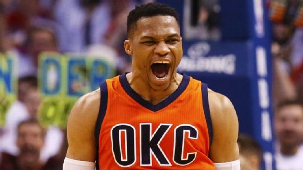Russell Westbrook going to Rockets