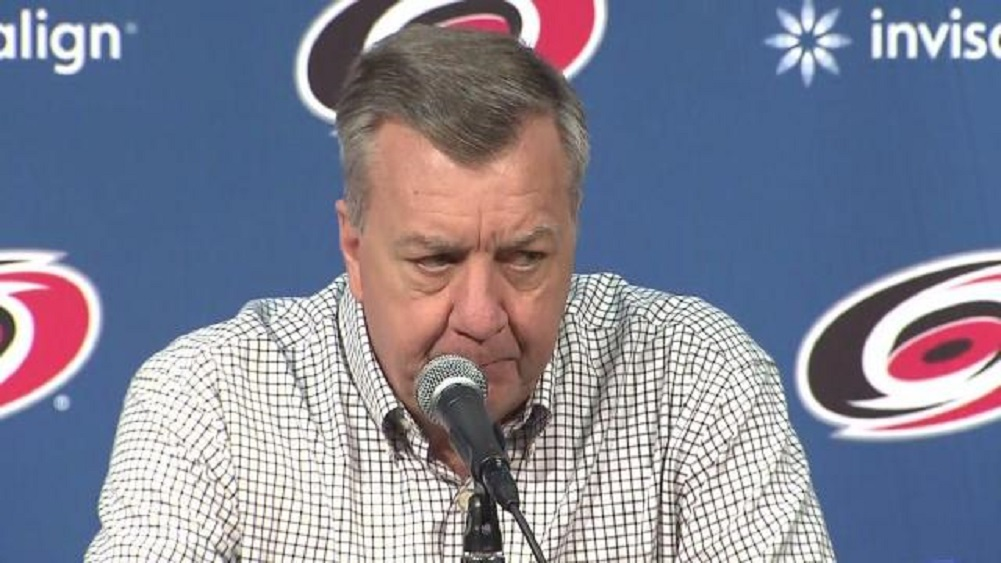 Carolina signs GM Don Waddell to 3-year extension