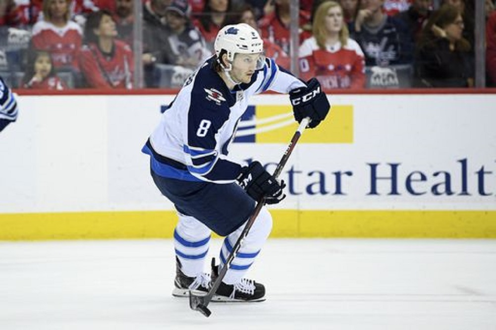 Rangers agree to contract terms with new defenseman Trouba