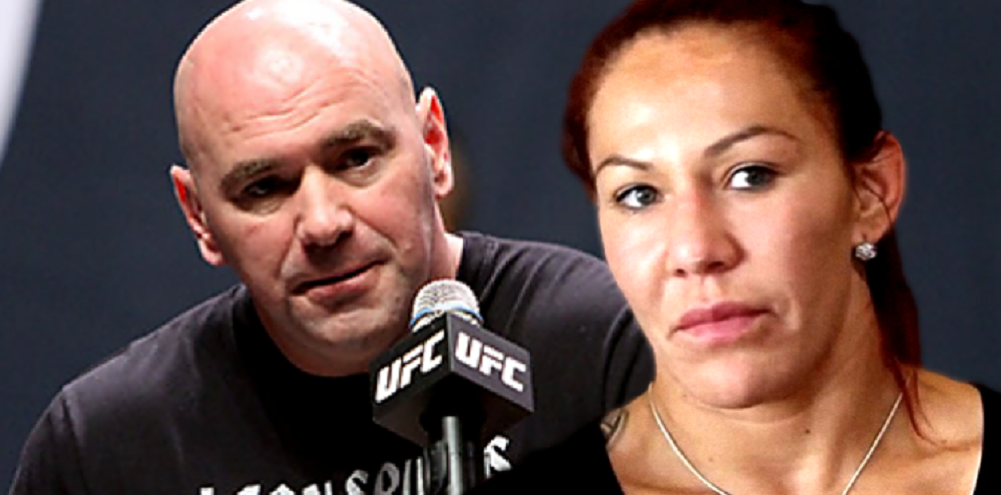 Dana White: UFC is 'out of the Cyborg business'
