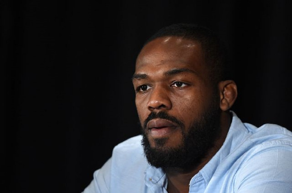 UFC's Jones faces battery charge after incident
