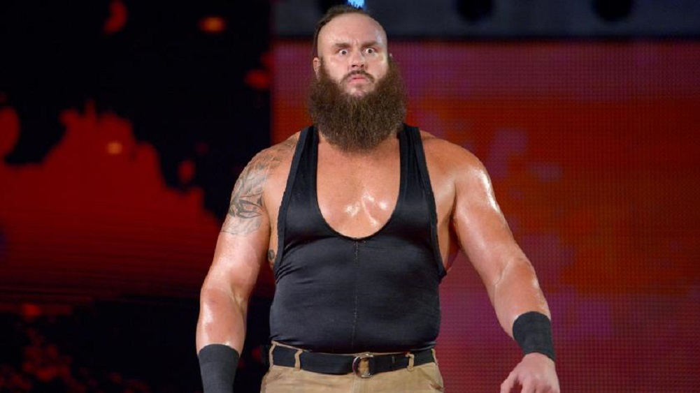 Braun Strowman signs HUGE new WWE contract