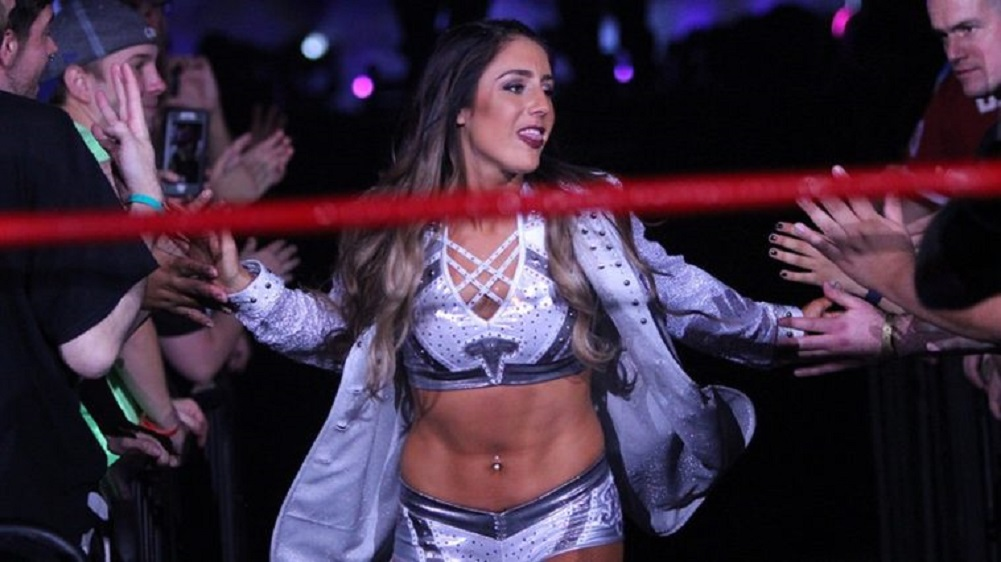 Britt Baker sustained concussion during AEW Fight For The Fallen