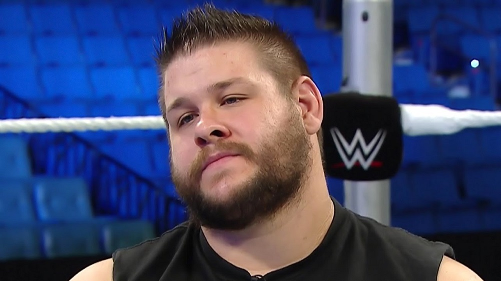 Kevin Owens criticises WWE's wild card rule