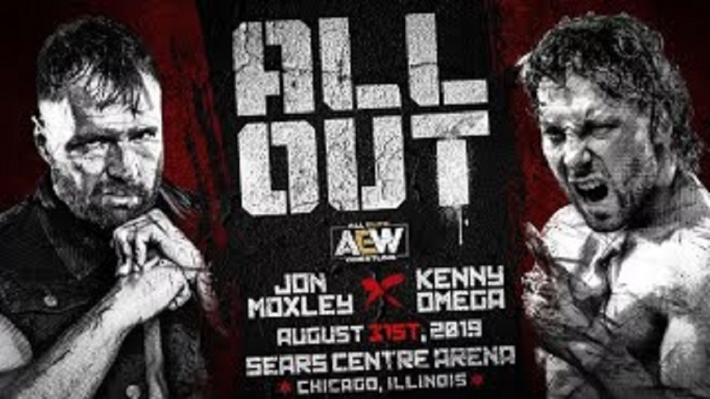 Jon Moxley vs Kenny Omega at AEW All Out canceled