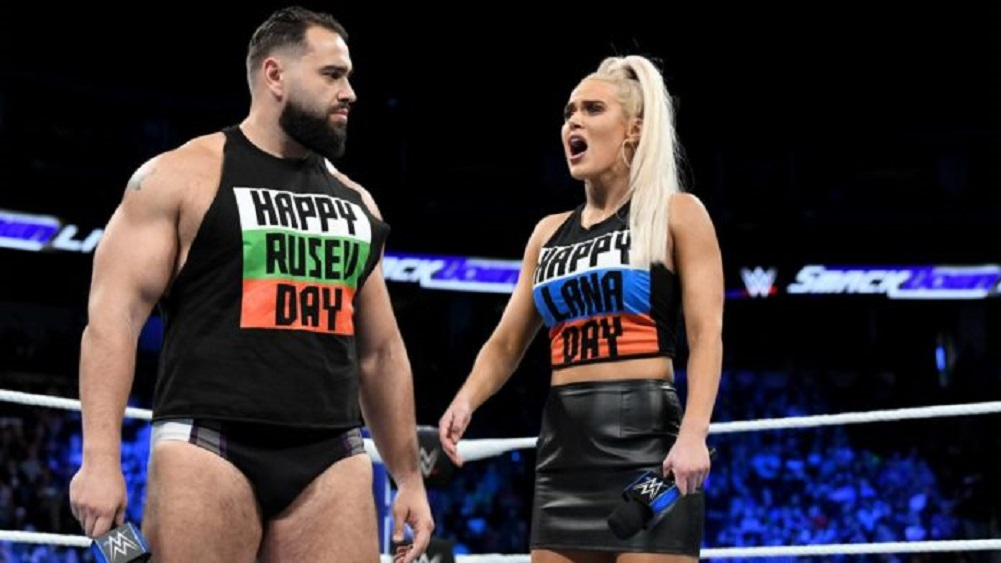 Rusev reveals why Vince McMahon shortened his ring name