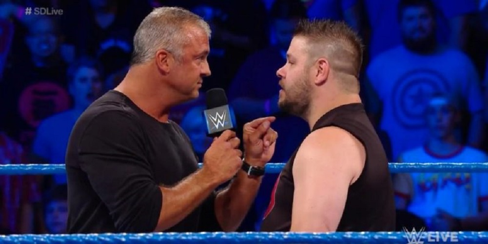 WWE planning special match for Kevin Owens and Shane McMahon
