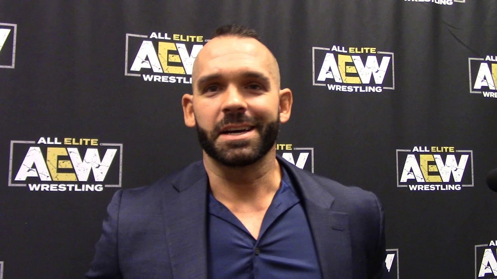 Shawn Spears officially signs with AEW