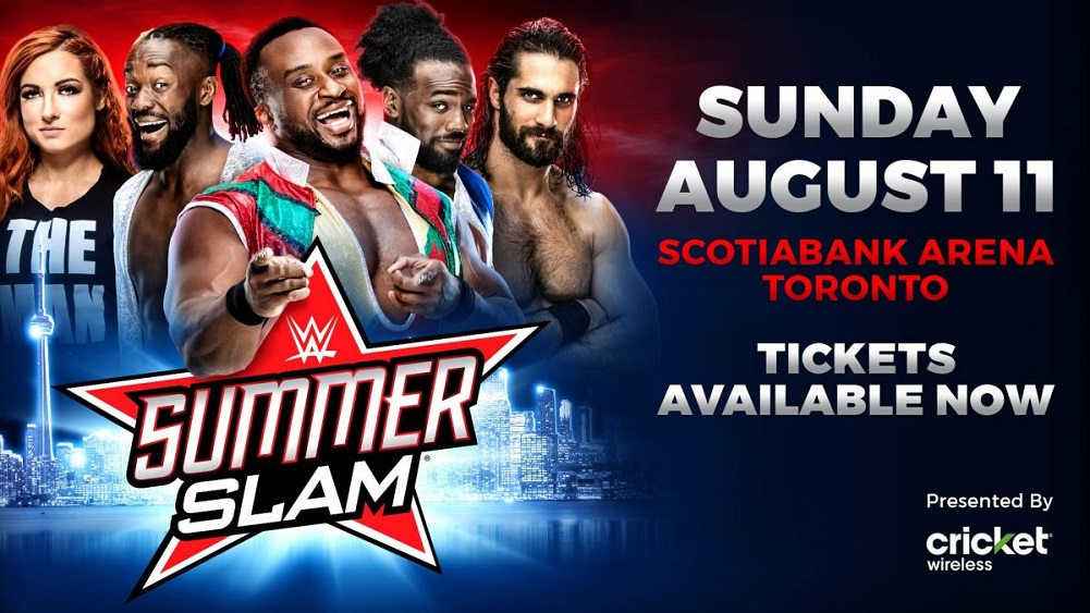 WWE Summer Slam 2019