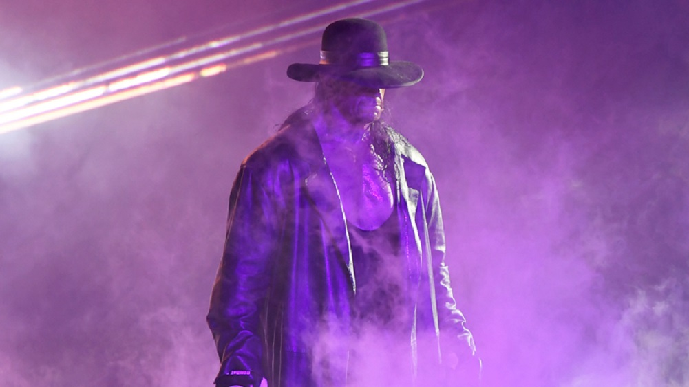 The Undertaker's SummerSlam opponent confirmed?
