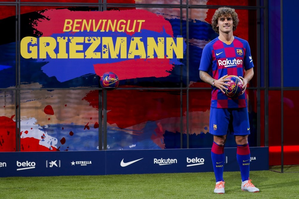 Griezmann thanks Barcelona for 'another chance' to join club